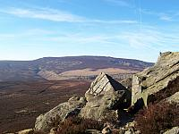 Bleaklow from Horse Stone Naze